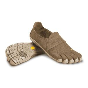 Vibram Fivefingers CVT-Hemp Mens Minimalist Shoes - Khaki - US11-11.5
