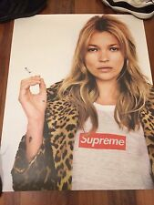 Supreme Kate Moss Poster Ds Condition