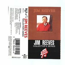 Collector's Series by Jim Reeves (Cassette, Apr-1995, RCA)