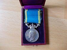 Medaille Silber Schweden f. Treue Dienste 1934