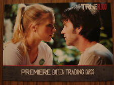 TRUE BLOOD PREMIERE EDITION: PROMO CARD P2 - NON-SPORTS UPDATE