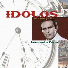 Leonardo Favio : Idolos De Siempre CD