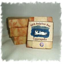 Oatmeal, Milk & Honey_Copperopolis SPA Sulphur Mineral Soap Made in Montana