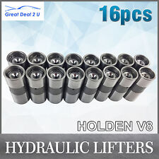 FOR HOLDEN V8 253 308 304 EFI 5.0L SOLID CRANE HYDRAULIC LIFTERS GENUINE STYLE