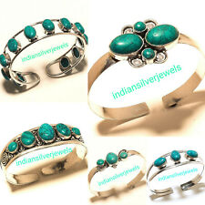 Wholesale Lot 5pcs Handmade Bracelets Turquoise Cuff Fashion Bracelet Jewelry