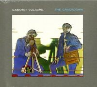 CABARET VOLTAIRE - THE CRACKDOWN  CD  13 TRACKS POP/ELECTRONIC  NEW+