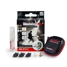 More details for alpine musicsafe pro earprob music safe earplugs, black