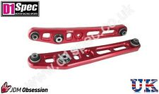 D1 SPEC RACING LOWER CONTROL ARMS HONDA CIVIC EG 88-95 INTEGRA 90-01 CRX DEL SOL