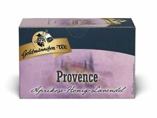 Goldmännchen Tee Provence Aprikose Honig Lavendel