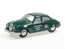 "Schuco Piccolo Jaguar MK II ""2. Frankenlandausfahrt"" # 50501300"