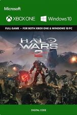 Halo Wars 2 XBOX ONE Windows 10 PC Game Digital Download Code (no disc)