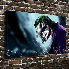 DC Batman Joker Paintings HD Print on Canvas Home Decor Wall Art Picture Posters