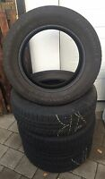 1x Winterreifen Continental Cross Contact 255/55 R18 109V XL DOT3307 6,0mm M+S