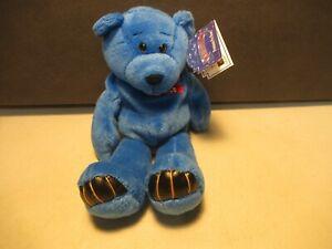 Doug Flutie Premium Pro Bear NFL Plush Stuffed Toy 1998 Buffalo Free USA Ship