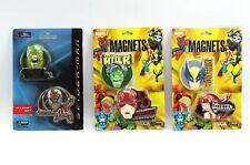 Marvel Refrigerator Magnet Lot Hulk Daredevil Spider-Man Elektra Wolverine
