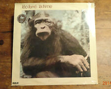 Leo Ferre record album La Frime mint sealed