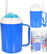 Kids Slushie Ice Maker Home Summer Fun Chill Slush Cold Frozen Machine New