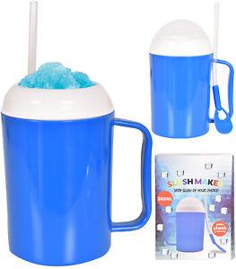 Kids Slushie Ice Maker Home Summer Fun Chill Slush Cold Frozen Machine New
