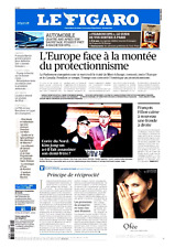 Le Figaro 15.2.2017 N°22556*TRUMP dossier RUSSE*PEUGEOT-OPEL*FILLON*FROMAGE Fr