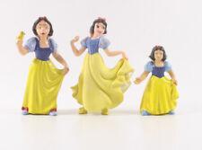 Schneewittchen und die 7 Zwerge === Walt Disney 3 Figuren von Bully Bullyland
