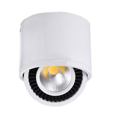 15W LED Ceiling Light Fixture COB Picture Spotlight Cylinder Lamp Bedroom Hotel