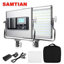 SAMTIAN Bi-Color LED Video Light 3200-5600K CRI96 for Shooting Studio Photograph