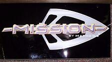 """Mathews Mission broadhead 10""""w x 4"""" tall"""