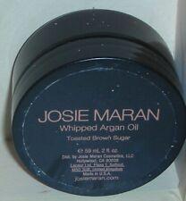 Josie Maran Whipped Argan Oil - TOASTED BROWN SUGAR - 2 oz - New & Sealed