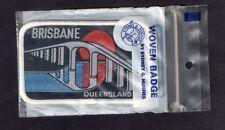 Gateway Bridge Brisbane Woven Patch - New
