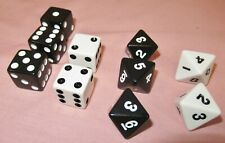 RISK 2210 A.D. Game Dice - 10 Total - Complete Set