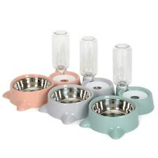 Dog Bowls Non Toxic Water Feeding Dispenser Pet Puppy Eating Feeder Accessories