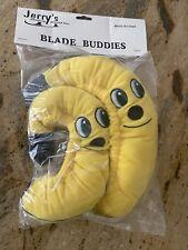 ice skates Blades soakers Bananas