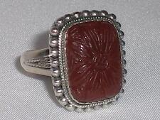 Anniversary Solitaire Not Enhanced Fine Gemstone Rings