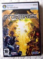 26634 - Stormrise [NEW / SEALED] - PC (2009) Windows XP