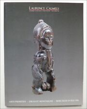 ART PRIMITIF - COLLECTION GROUPE PIERRE 1ER - CATALOGUE VENTE PARIS 29 MAI 1996