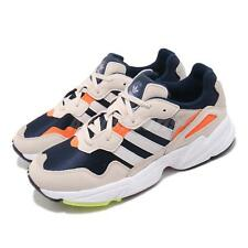 adidas Originals Yung-96 Ivory Navy Orange Mens Lifestyle Shoes Snakers F35017