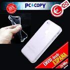 Funda gel TPU flexible transparente para iphone 4 4S. Ultra-thin cover/Toallitas