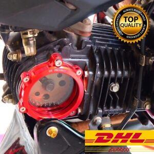 Cylinder Head Side Cover Honda Monkey125 Grom MSX125 Clear GTP Brand