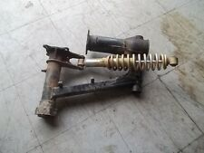 1999 YAMAHA WOLVERINE 350 4WD SWINGARM WITH REAR SHOCK SWING ARM SHOCK