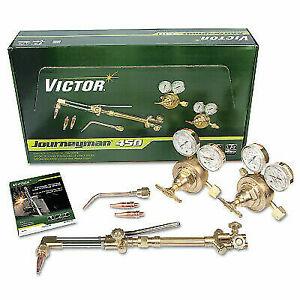 Victor Journeyman 450 0384-0807 Torch Set