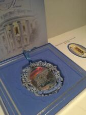 White House Historical Association Christmas Ornament 2009 Grover Cleveland