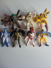 Bandai 1994 Mighty Morphin Power Rangers Villians Lot Of 7