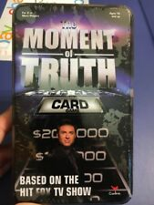 Cardinal ~ The Moment of Truth Card Game, Based On The Hit Fox Tv Show