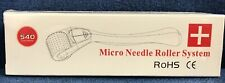 Micro needle ROller System 540 disk BY RoHS (MR25 , 0.20 mm )