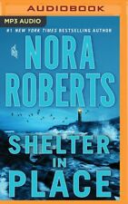 Nora Roberts SHELTER IN PLACE Unabridged MP3-CD 15 Hour...