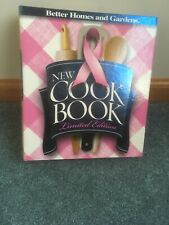 Better Homes And Gardens Cookbook Limited Edition 12Th 2005 Nice