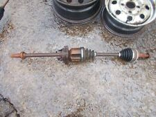 TOYOTA MR 2000-2006 DRIVER/RIGHT SIDE DRIVESHAFT