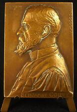 Médaille à prêtre Benjamin Couve sc Prud'homme 1918  Medal