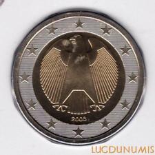 Allemagne 2003 2 Euro D Munich BU FDC provenant coffret 180000 exemplaires - Ger