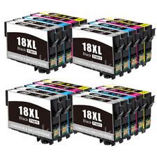 20 XL INK CARTRIDGES FOR EPSON XP-412 XP-212 XP-215 XP-312 XP-315 XP-415 Printer